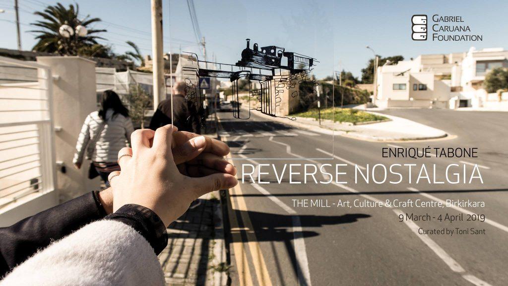 Reverse Nostalgia poster